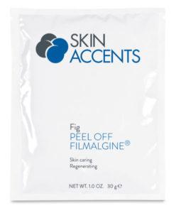 """Peel off glukoalginate """"Fig extract"""""""