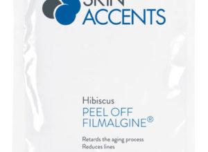 """Peel off glukoalginate """"Hibiscus"""""""