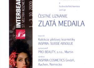 Award Slovakia_2009