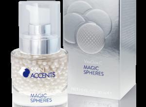 Magic Spheres Vita Glow C (perlově bílá)